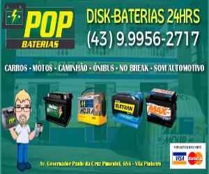 Pop Baterias